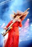 Haim (band), performance at Heineken Primavera Sound 2014 Festival Stock Photo