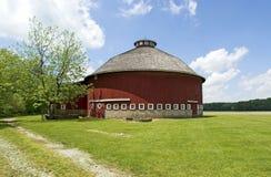 Free Haimbaugh Round Barn Stock Photos - 5342893