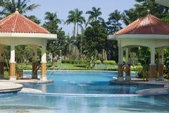 Hainan boao scenery Royalty Free Stock Images