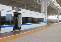 Hainan Express Train Stock Photography