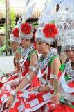 Hainan island natives li lives Stock Image