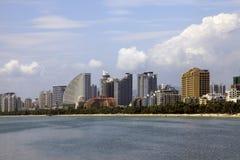 Hainan Island. Sanya Royalty Free Stock Image