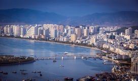 Hainan island Stock Image