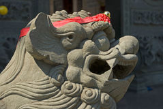 Hainan Temple, Georgetown, Penang, Malaysia Royalty Free Stock Images