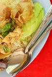 Hainanese feg rice royaltyfria foton