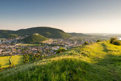 Free Hainburg Panorama, Austria Royalty Free Stock Image - 72665836