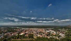 Hainburg un der Donau Imágenes de archivo libres de regalías