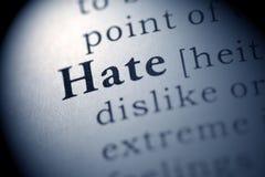 haine image libre de droits
