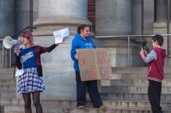 Haine d'atouts de solidarité photos stock