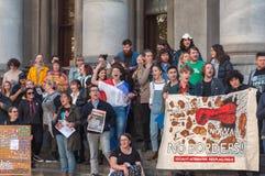 Haine d'atouts de solidarité photos libres de droits