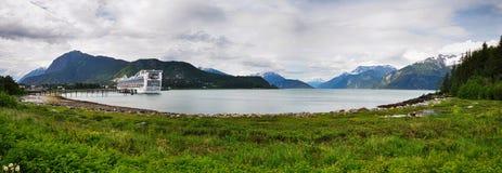 Haines, Αλάσκα, ΗΠΑ Στοκ εικόνα με δικαίωμα ελεύθερης χρήσης