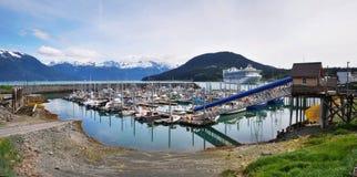 Haines, Αλάσκα Στοκ εικόνα με δικαίωμα ελεύθερης χρήσης