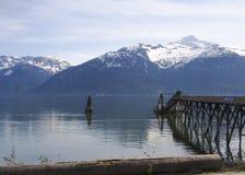 Haines Alaska fotografía de archivo