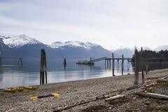 Haines Alaska imagen de archivo