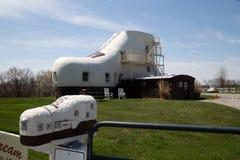 Haines buta dom w Jork Zdjęcia Stock