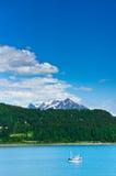 Haines city near Glacier Bay, Alaska, USA Stock Photo