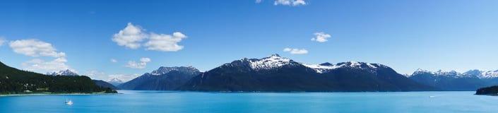 Haines city near Glacier Bay, Alaska, USA Stock Photography