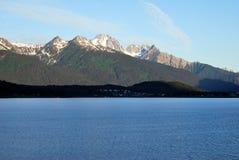 Haines dal canale Alaska della Lynn Immagine Stock Libera da Diritti