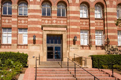 Haines Hall on the campus of UCLA. Royalty Free Stock Images