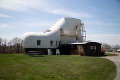 Haines Shoe House in York PA Stockbild