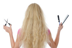 Hair Stock Photography