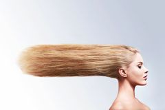 Hair Royalty Free Stock Photos
