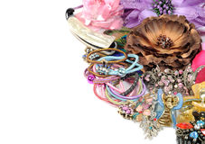 Hair accessory Stock Images