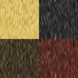 Hair Background Collection Royalty Free Stock Photos