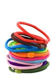 Hair bands Royalty Free Stock Images