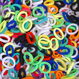 Hair bands color Royalty Free Stock Photos