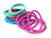 Hair bands Royalty Free Stock Image