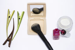 Hair and Beauty Stock Image