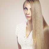 Hair beauty stock images