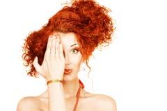 Hair beauty salon Stock Photo