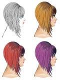Hair Bob Stock Image