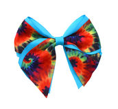 Hair bow tie Royalty Free Stock Image