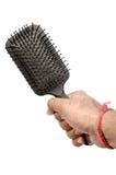 Hair brush Royalty Free Stock Photos