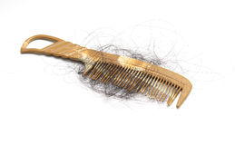 Hair brush Stock Photos