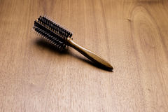 Hair brush stills Royalty Free Stock Photos