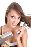 Hair care Stock Photography