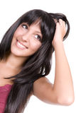 Hair care Royalty Free Stock Image