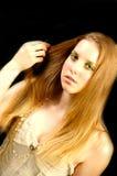 hair care Stock Photo