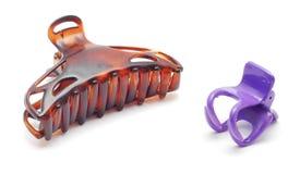 Hair clip Stock Photography