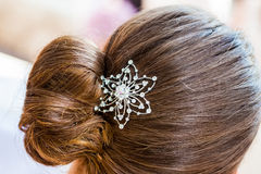 Hair clip Royalty Free Stock Photo