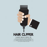 Hair Clipper, Tool Of Hairdresser. Royalty Free Stock Photos