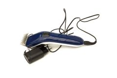 Hair clipper Stock Image