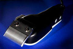Hair_clippers_1 Lizenzfreies Stockfoto