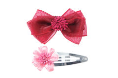 Hair Clips Royalty Free Stock Images