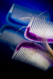 Hair comb Royalty Free Stock Images