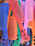 Hair Comb Royalty Free Stock Photography